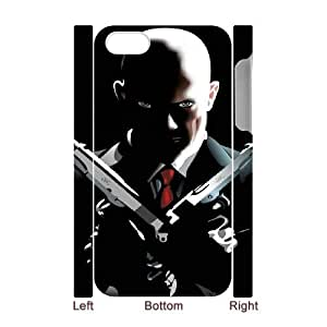 1 iPhone 4 4s Cell Phone Case 3D Hitman gift z004hm-2317663