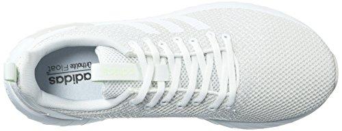 adidas Womens Questar BYD W, Orchid Tint/Ice Purple/White, 10.5 M US Grey /White/Aero Green