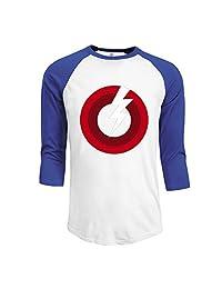 Men's Pearl Jam Lightning Bolt 3/4 Sleeve Raglan T-Shirt