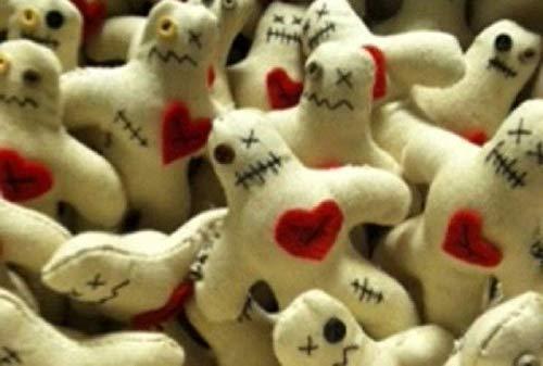 Voodoo Doll Rag Doll Halloween 5