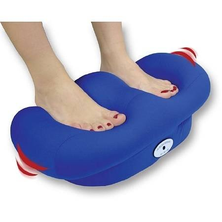 Remedy Vibrating Foot Massager - Micro Bead Soft - 2PC