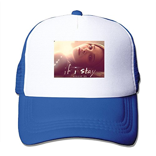 If I Stay Trucker Mesh Hat (Gumby Hat)