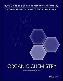 Amazon student study guide and student solutions manual to organic chemistry 12e study guidestudent solutions manual fandeluxe Images
