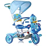 Lovely Baby Tricycle LB 211,Blue.Ready To Ride 100% Assembled.