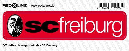 Sc Freiburg Karten.Sticker Aufkleber Schrift Sc Freiburg Neu Amazon De Sport Freizeit