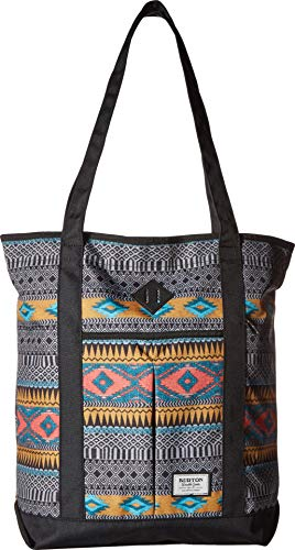 - Burton Men's North/South Zip Crate Tote Tahoe Freya Weave One Size