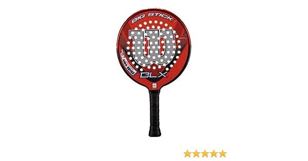 Amazon.com : Wilson 13 Big Stick BLX Platform Tennis Paddle ...
