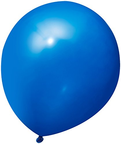 Balloons Round 20 Pkg Assorted Colors