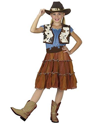 Fun World Cowgirl Girl's Costume
