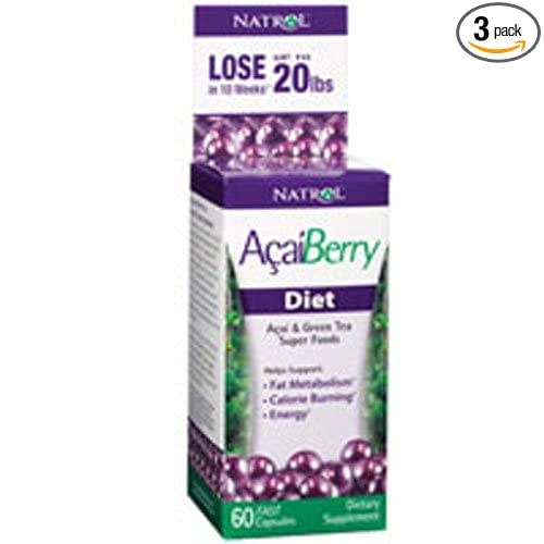 acai berry diet by natrol