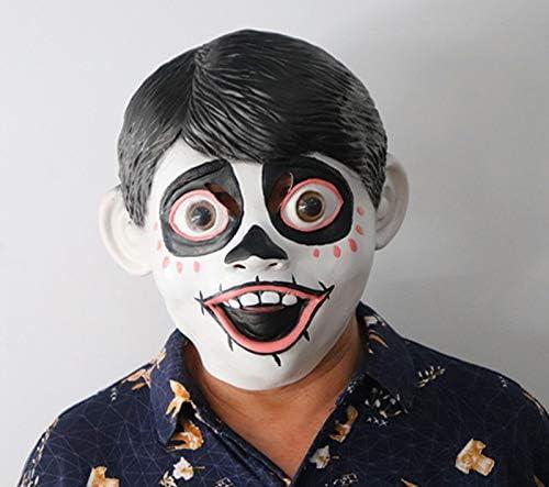 hcoser Máscara de Halloween Dreaming Around The Coco Little Boy ...