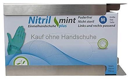 Acier inoxydable Gant Support pour 3voies ou 4capsules (pour 3ou 4boîtes) Gants jetables Medi-Inn - , 1-fach medium
