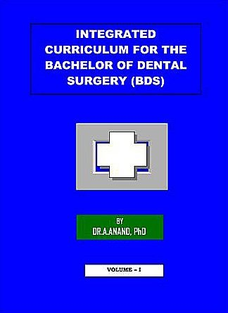 Download INTEGRATED CURRICULUM FOR THE BACHELOR OF DENTAL SURGERY(BDS) Pdf