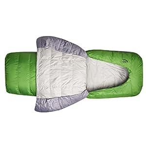 Sierra Designs Frontcountry Bed 600/SYN 2 Season Sleeping Bag Online Lime Medium