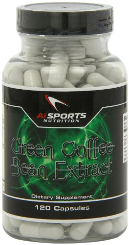 Green Coffee Bean Extract 350 mg, anabolisants Innovations, 120caps
