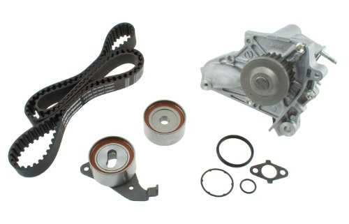 Aisin TKT-002 Engine Timing Belt Kit with Water Pump (Toyota Pump Camry 2001 Water)