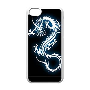Powerful dragon Case Cover Best For Iphone 5c FBGH-T497228