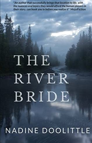 book cover of The River Bride