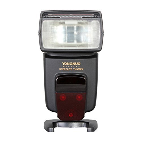 YONGNUO TTL Flash Unit Speedlite YN568EX YN-568EX with High Speed Sync 1/8000 for Nikon Digital