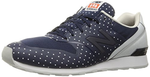 New Running WL696 Balance Shoes Women's Navy Welded S8qwFSr
