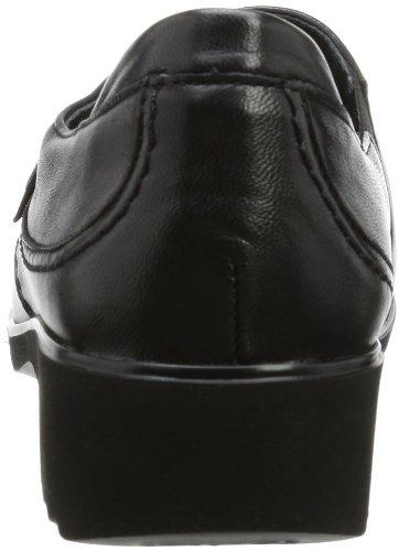 Ara Andros 12-42767 Damepantoffel Zwart (black)