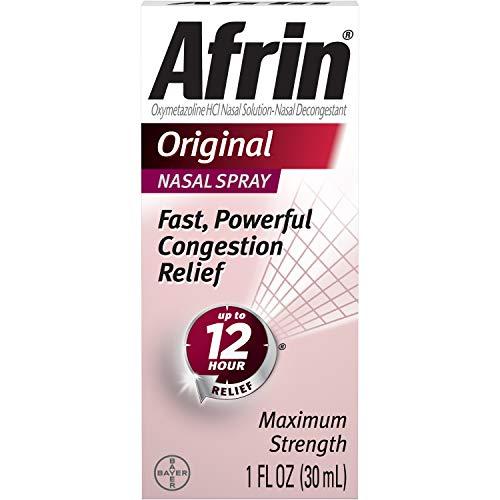 Afrin 12 Hour Decongestant Nasal