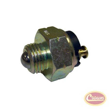Backup Lamp Switch (Manual Transmission) - Crown# J5751207 Crown Backup Lamp Switch