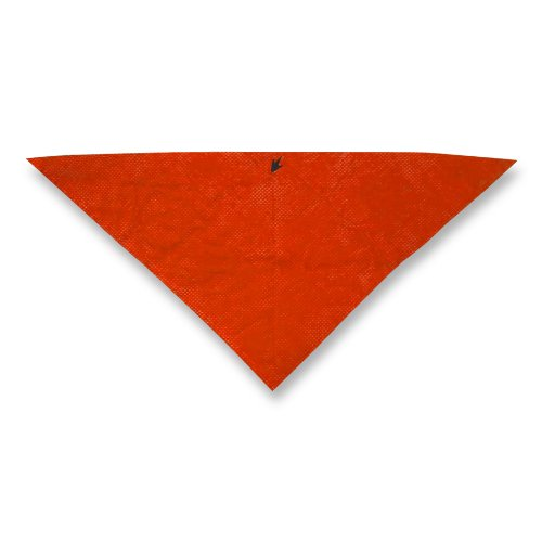 """Frogg Toggs CD102 Chilly Dana Cooling Bandana, 26"""" Length x 26"""" Width x 36-3/4"""" Height, Red"""