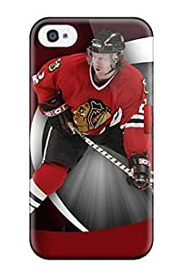 High Grade LeeJUngHyun Flexible Tpu Case For Iphone 5/5s - Chicago Blackhawks (30)