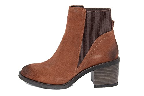 GUSTO Femme - 5114_Kent_Oil_Noce - Chelsea Boots - Autres Cuir NqcyC8e