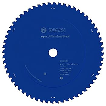 Image of Home Improvements Bosch 2608644285 Circular Saw Blade'Top Precision' Exslt 12inx25, 4mm 60T