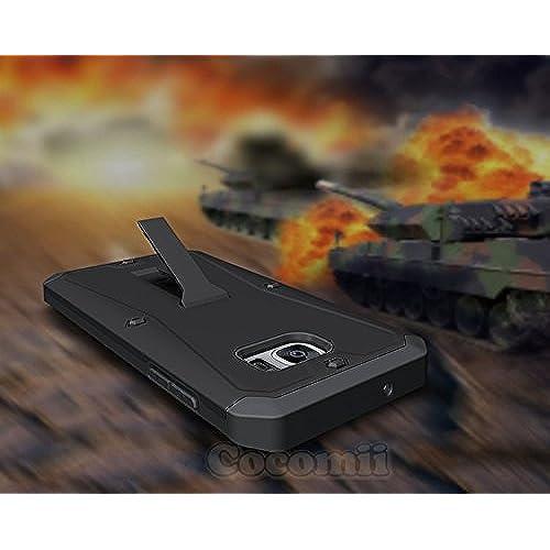 Galaxy S7 Edge Case, Cocomii [HEAVY DUTY] Tank Case *NEW* [ULTRA COMBAT ARMOR] Premium Dustproof Shockproof Kickstand Sales