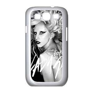 C-EUR Phone Case Lady Gaga Hard Back Case Cover For Samsung Galaxy S3 I9300