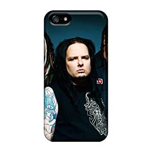 PhilHolmes Iphone 5/5s Scratch Resistant Hard Phone Cases Allow Personal Design HD Avenged Sevenfold Pattern [alK6106tuAD]