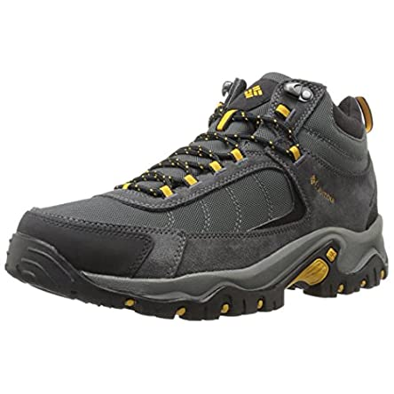 Columbia Men's Granite Ridge Mid Waterproof Boot,...