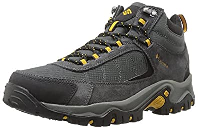 Columbia Men S Granite Ridge Waterproof Hiking Shoe
