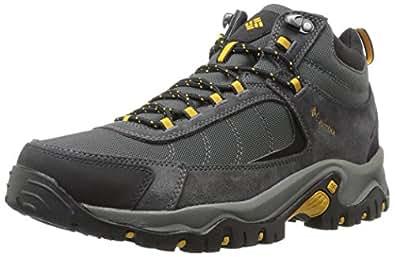 Columbia Men S Granite Ridge Mid Waterproof Hiking Shoes