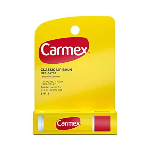 Carmex SPF15 보습 립밤 (12개세트)