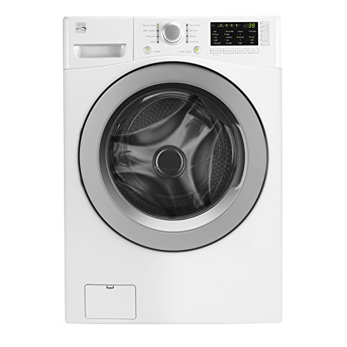 Kenmore 41262 Front-Load Washer in White, includes delivery and hookup (Available in select cities only)