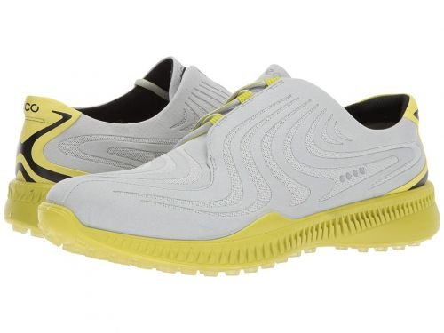 ECCO Golf(エコー ゴルフ) メンズ 男性用 シューズ 靴 スニーカー 運動靴 S-Drive - Concrete/Kiwi [並行輸入品] B07C8G5W42
