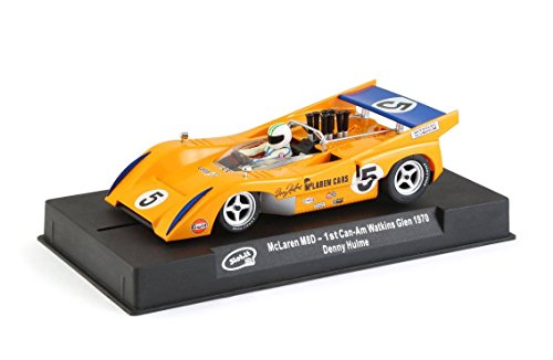 Slot.It McLaren M8D #5 1st Can-Am Waktin 1970 1:32 Performance Slot Car (Cars Slot Rally)