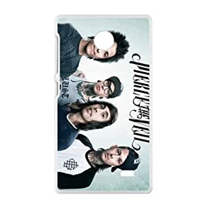 pierce the veil Phone Case for Nokia Lumia X