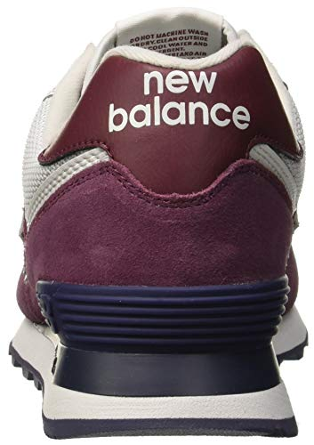 Baskets Rouge nb 574v2 pigment Homme Scarlet Balance New Esw HxAawpqvp