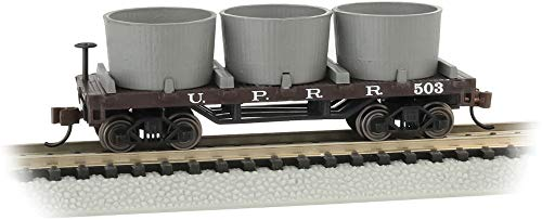 Old-Time Water Tank Car Union Pacific - N Scale ()