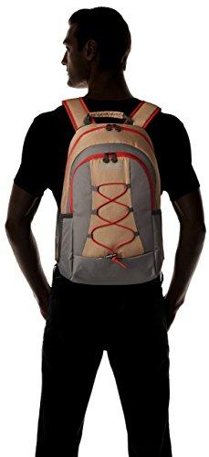 412uvSxOWRL - Coleman Soft Cooler Backpack | 28 Can Cooler, Khaki
