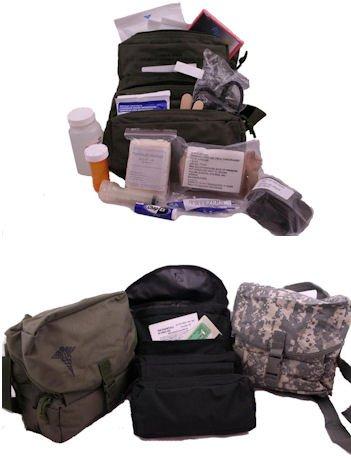 M3 Medic Bag-Black