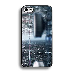 Upside Down Two World Link Image Awesome Hard Plastic Phone Case for Iphone 6 Plus/6S Plus 5.5 Inch