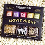 Urban Accents MOVIE NIGHT Popcorn Kernels and