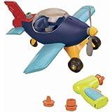 B. Take-Apart Airplane Toy Vehicle Playset (22 pieces)