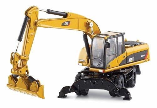 Caterpillar M318 Wheel Loader 1:87 Scale (Caterpillar Wheel Excavator)